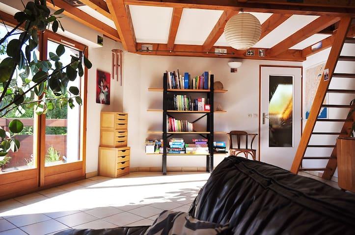 T4 cosy pour 7 ; ski, joie & nature - Lans-en-Vercors - Lägenhet