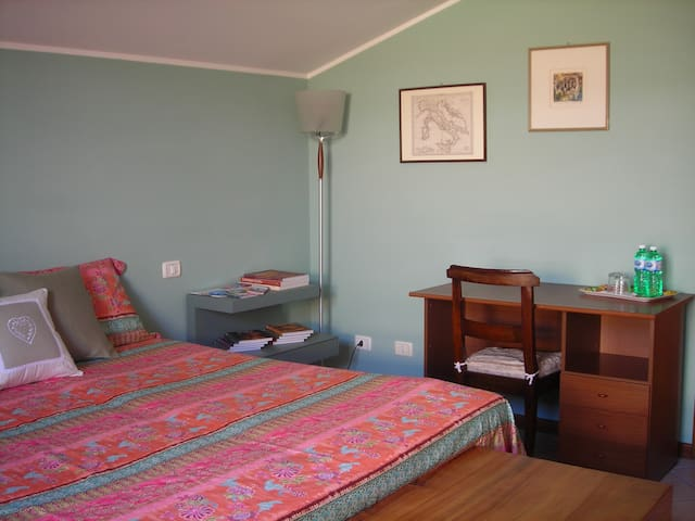 DOUBLE ROOM WITH PRIVATE BATHROOM! - Stezzano - Wohnung