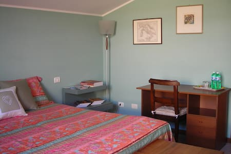 DOUBLE ROOM WITH PRIVATE BATHROOM! - Stezzano