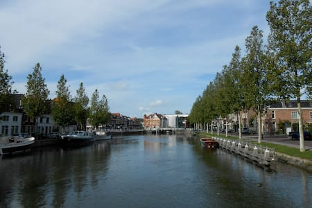 16 min. from Amsterdam: Weesp ! - Weesp - Appartement