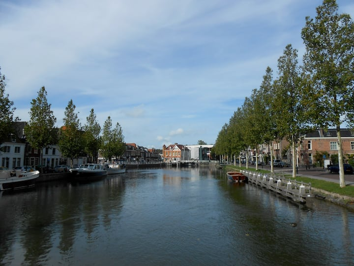 16 min. from Amsterdam: Weesp !