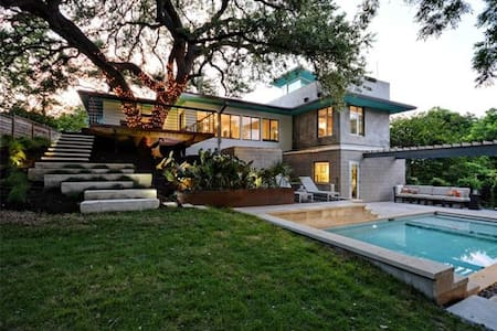 Amazing Mid-Century Modern w/Pool - Austin