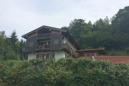 Ferienwohnung mit Bergblick - Fischbachau - 公寓