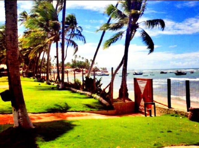 Casa beira Mar Praia do Forte