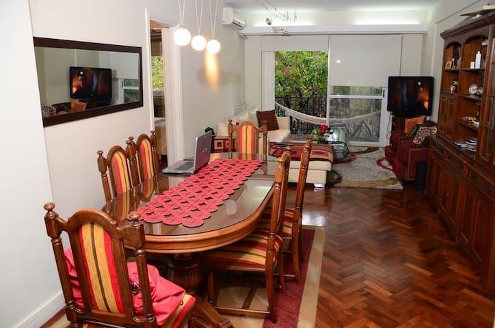 complete department in recoleta - Buenos Aires - Apartament