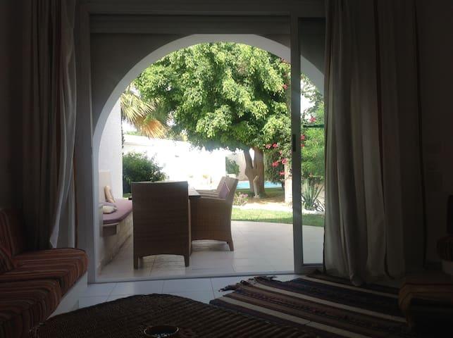 Villa S+2 - Hammamet  - Huis
