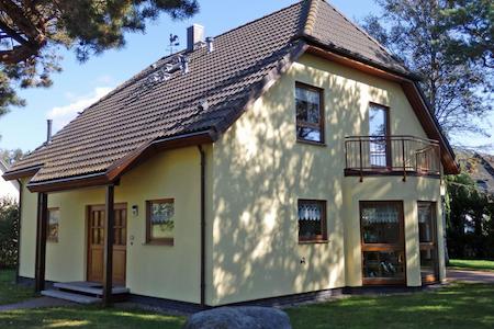 Strandhaus Donnerkeil - Dierhagen - Casa