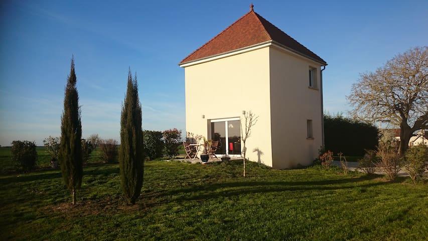 Le pigeonnier - Chouzy-sur-Cisse - House