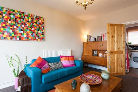 Homely flat in vibrant East London - London - Apartment