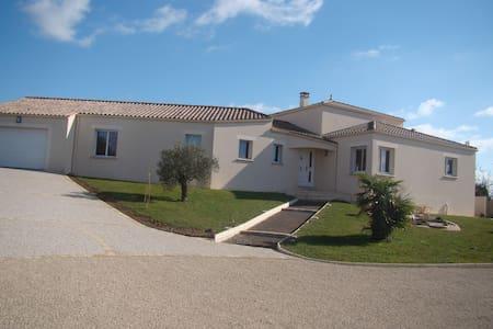 Maison bord de mer - Longeville-sur-Mer