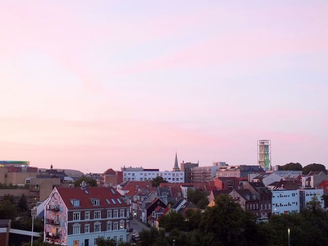 Sunny - Aarhus - Loft