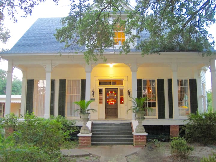 Bellevue Manor in the Heart of Cajun Country