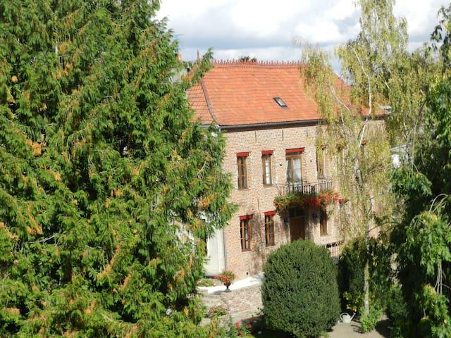 Chambres d'hôtes Maison de Papidan - Bohain-en-Vermandois - Rumah