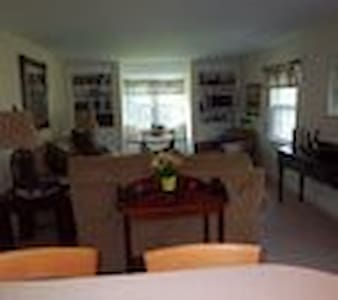 Main Line Carriage House with deck! - Other