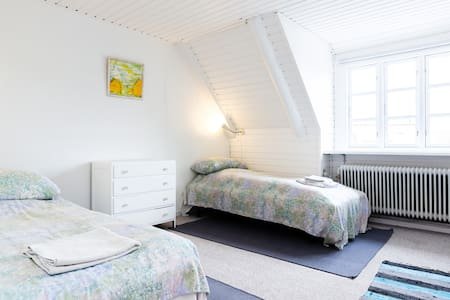 BNB#3 charming village by Roskilde  - Bed & Breakfast