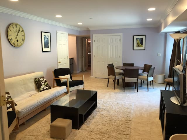 Large Apartment close to Manhattan - Scarsdale - Huoneisto