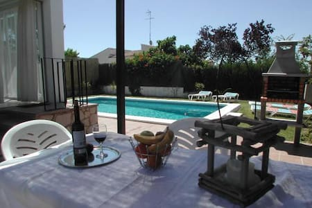 2 bedroom house and private pool(2) - Estartit - House