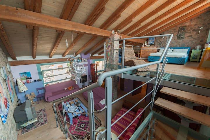 Loft nella preistoria - Nadro - Loft