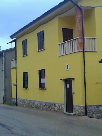 CASA DELLE VACANZE - Pie' del Colle - Apartment