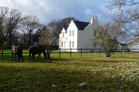 country house B & B - Ballaugh - Oda + Kahvaltı