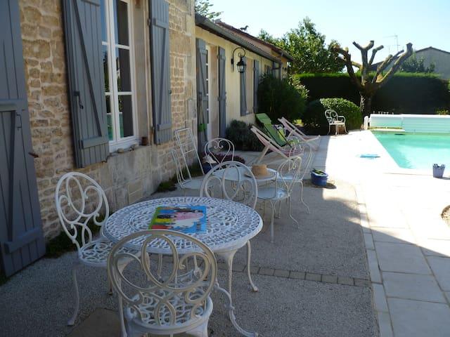 Chambre indépendante au calme - Niort - Casa