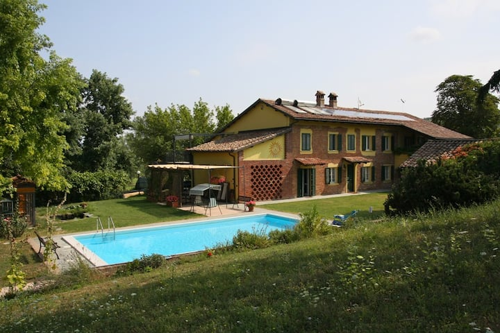 CASCINA SAN MARTINO lovely apartment South