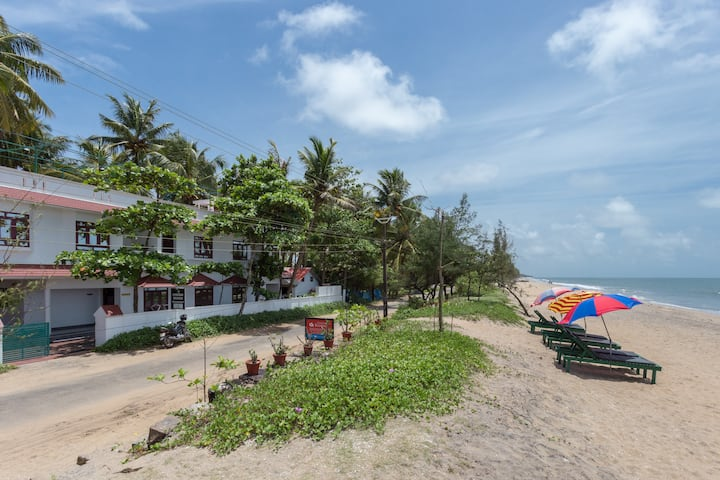 Four Bedroom Beach property suits your comfort