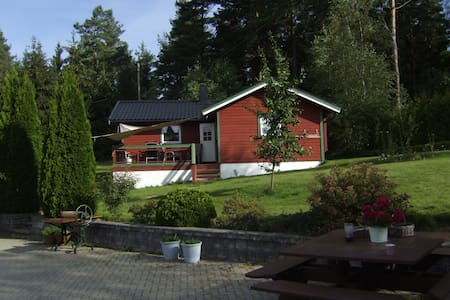 Birkelund Cabin relax or energize in the forests