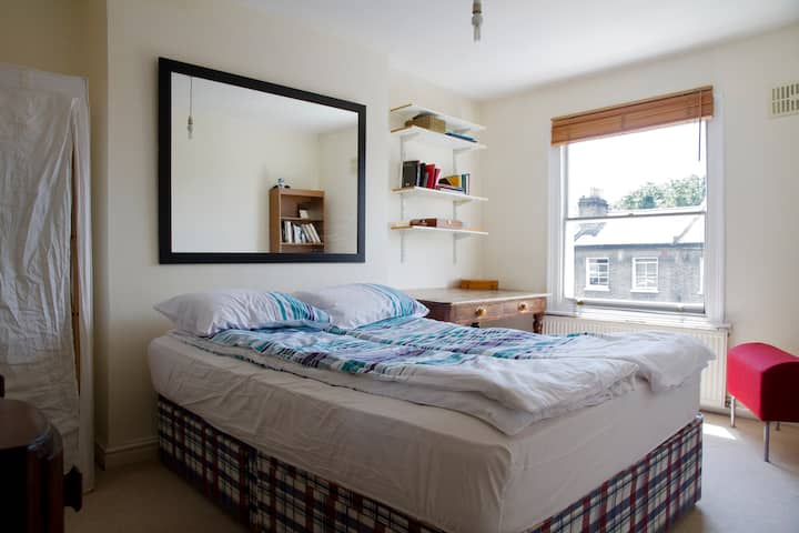 A double Room 5mins from King's College Hospital