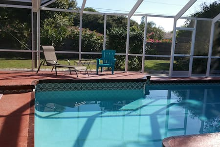 Pet Friendly -- Come Relax -- Near IMG and Beaches - Bradenton - Σπίτι