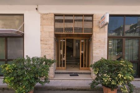 Hotel Agni - Furnished Apartments A - Nafpaktos - Apartemen