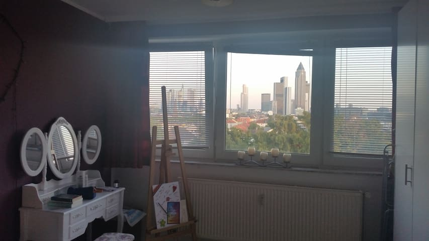 Cosy Place with Skyline View - Frankfurt am Main - Apartment