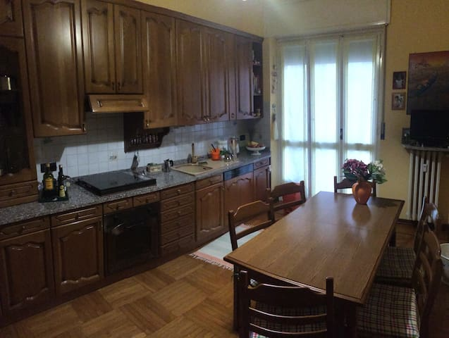 Un salotto in centro. - Cuneo - Appartement