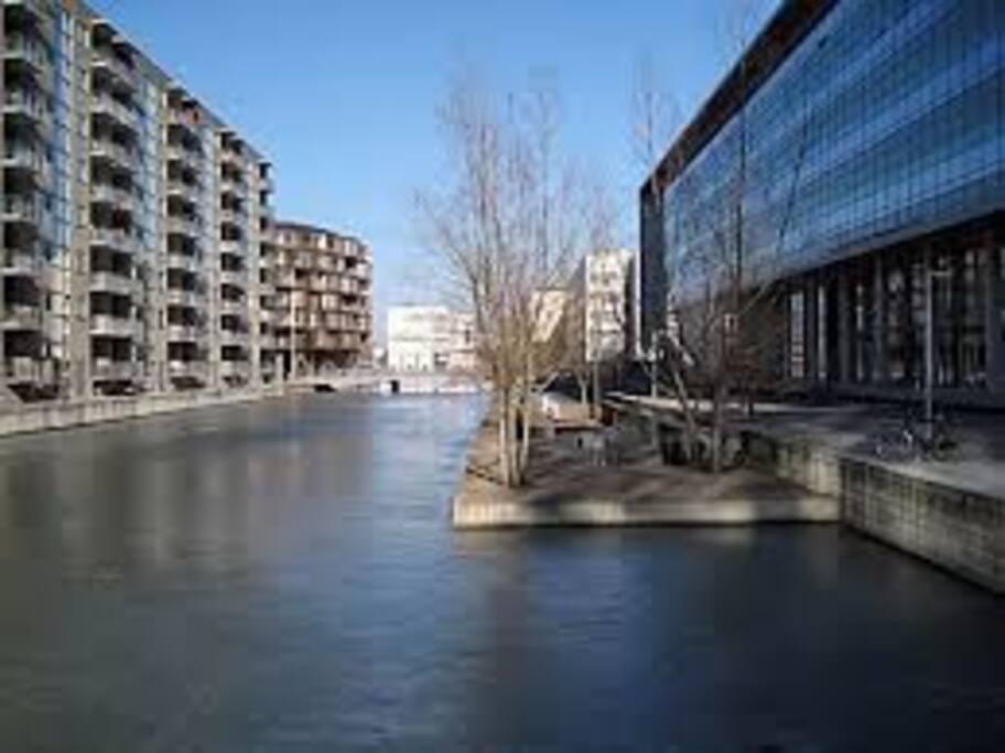 Emilholms kanal