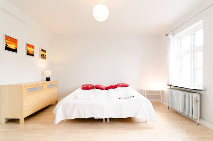 Bnb #6 charming village by Roskilde - Kirke Såby - Bed & Breakfast