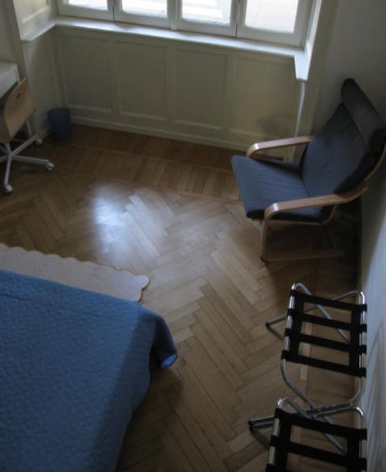 ❤ camera BLU con bagno privato