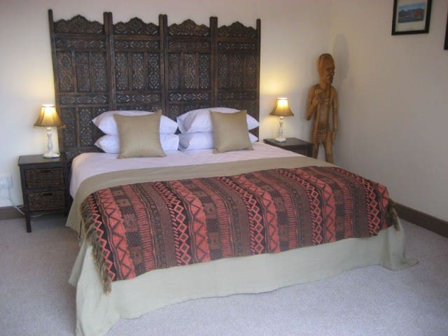 Molo room @ Epic Guest House in Cape Town