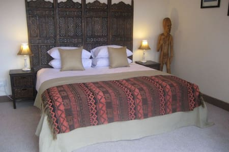 Molo (hello) room @ the Epic Guest House in Noordhoek, Cape Town - South Africa
