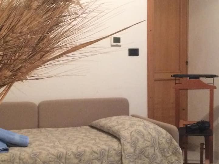 Comodo soggiorno in camera singola