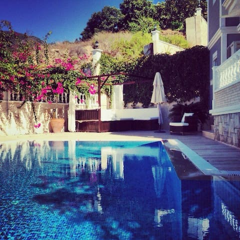 Villa - A magical little fairytale - Alanya - Haus