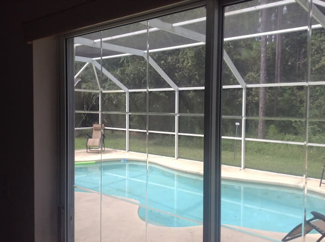 Bunk Bed twin for rent in a confortable house #1 - Orlando - Casa