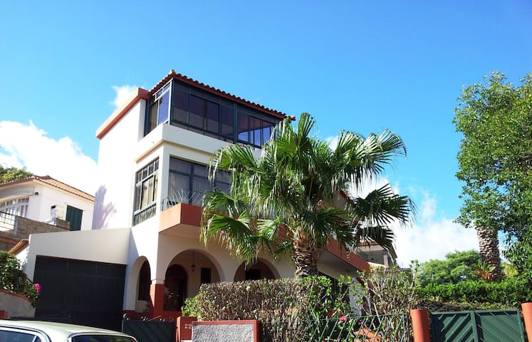 Villa Virtudes - Great Views - Funchal - Casa