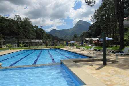 Sonho na Serra! (tipo resort) - Teresópolis - Apartment