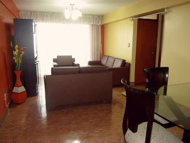 San Borja - Residential apart - San Borja