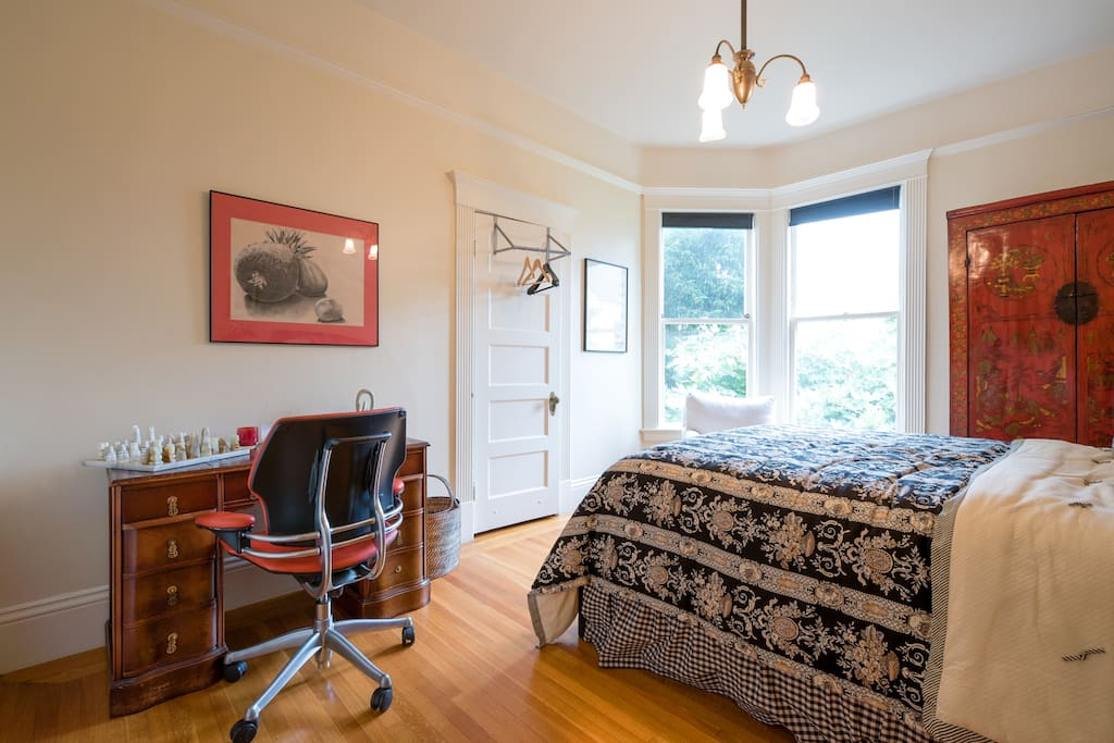 Ashbury heights elegant flat appartements en r sidence louer san franci - Appartement a louer san francisco ...
