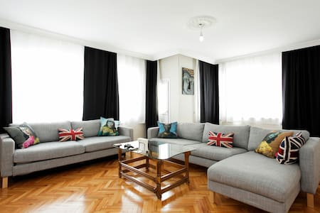 1 Room in Large Flat Near Airport - İstanbul - Apartment