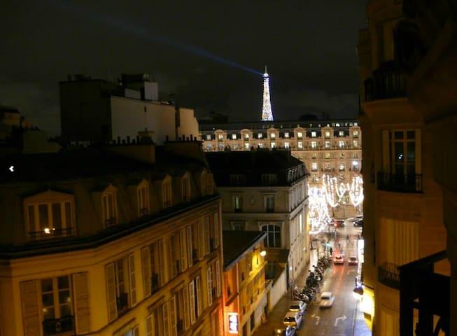 Nice Flat Champs Elysees /09 - Paris - Apartemen