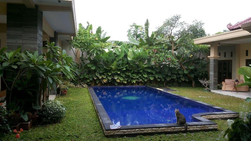 HOUSE NORTH EAST YOGYAKARTA - Kecamatan Depok - House