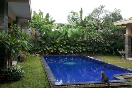 Villa in north-east yoyakarta - Kecamatan Depok