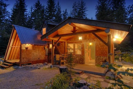 Moonlight Cabin & Bunkhouse - Leavenworth - Cabin